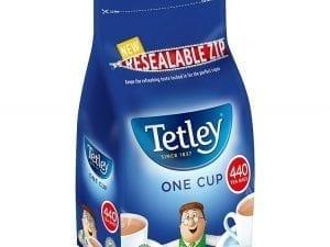 Tetley Tea Bags - 440 Bag