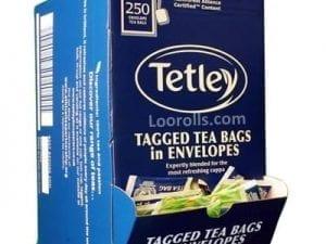 Tetley Enveloped Tea Bags from Loorolls.com