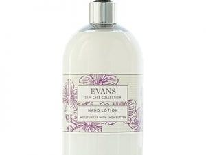 Evans - HAND LOTION Moisturiser Shea Butter - 500ml