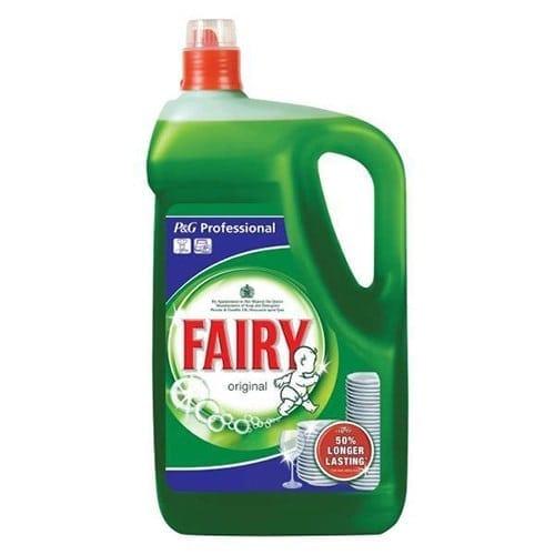Fairy 5ltr Washing Up Liquid Original