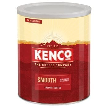 Kenco Smooth Instant Coffee - 750g Tin 1