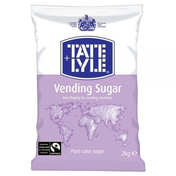 tate and lyle vending sugar 2kg loorolls