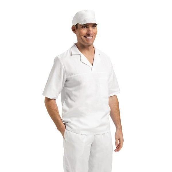 Bakers Shirt - Size L-0