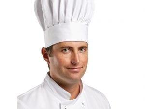 Whites Tallboy Hat Polycotton - Size L-0