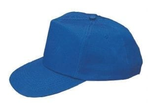 Baseball Cap Cotton Blue-0
