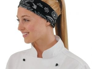 Buff Headwear Black Cashmere-0