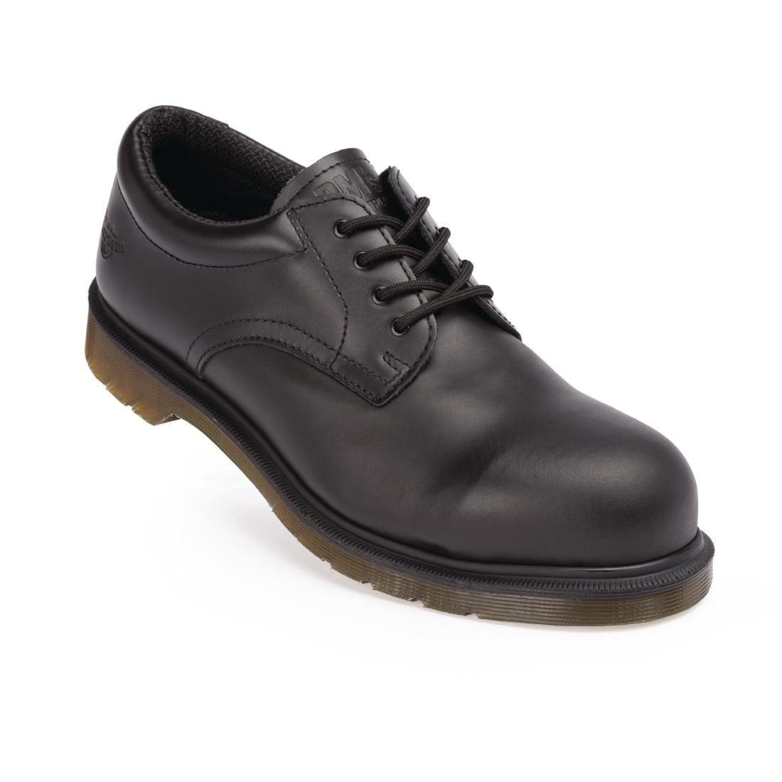 Dr Martens Classic Black Icon Safety Shoe - Size 39-0
