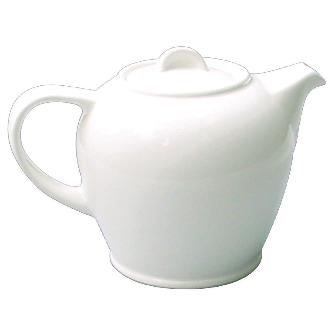 Alchemy White Coffee Pot - 18oz (Box 6)-0