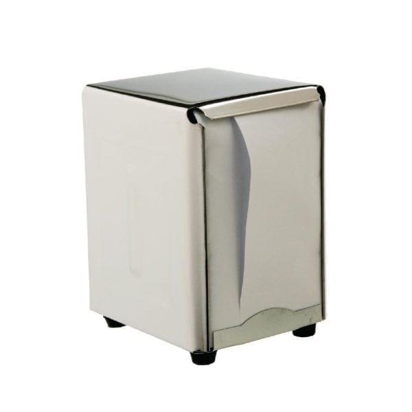 Napkin White Single Ply for P420 Dispenser (Pack 6000)-0