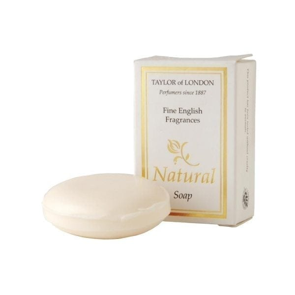 Natural Box Soap - 25g (Pack 100)
