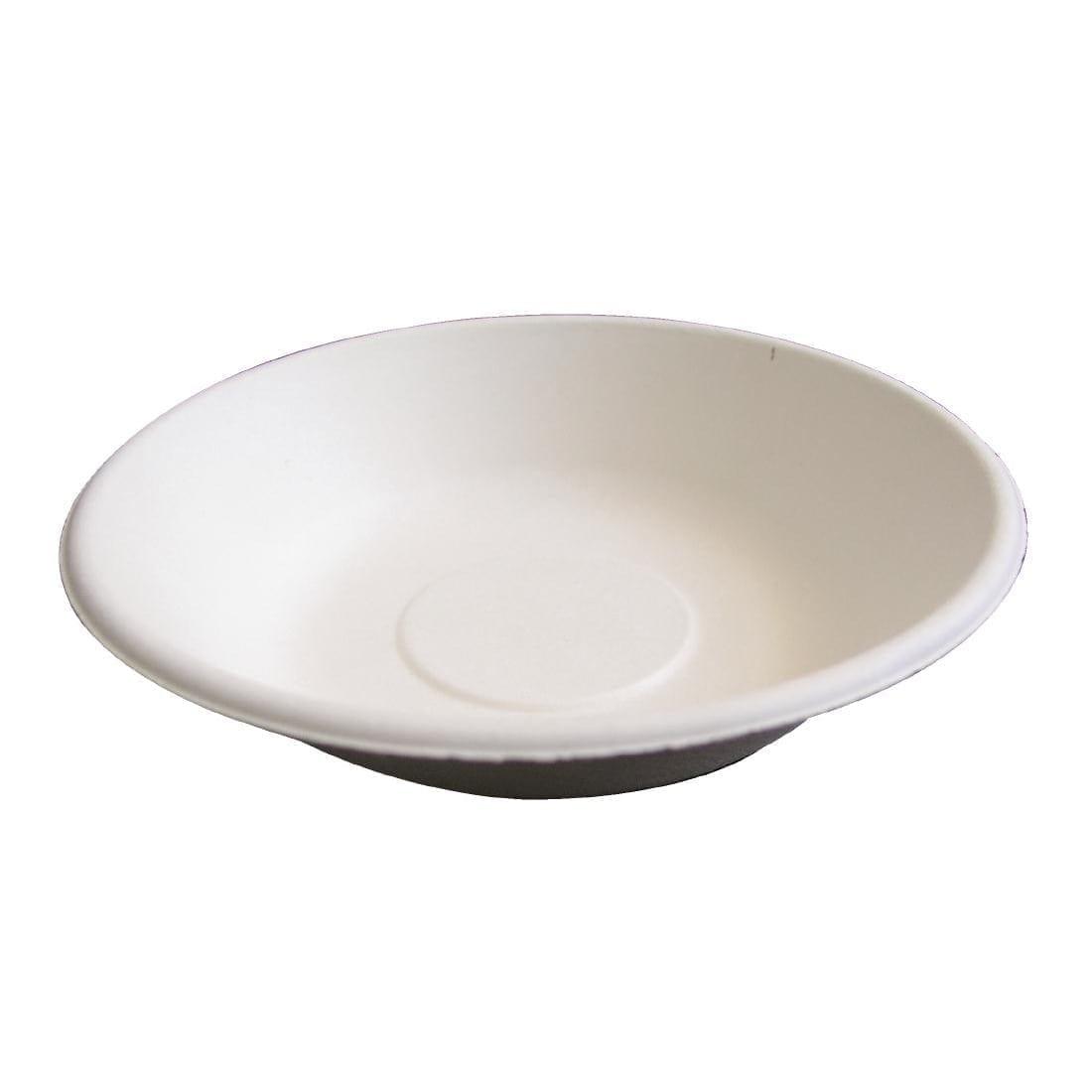 Biodegradable Bowl - 340ml 11.5oz (Pack 125)-0