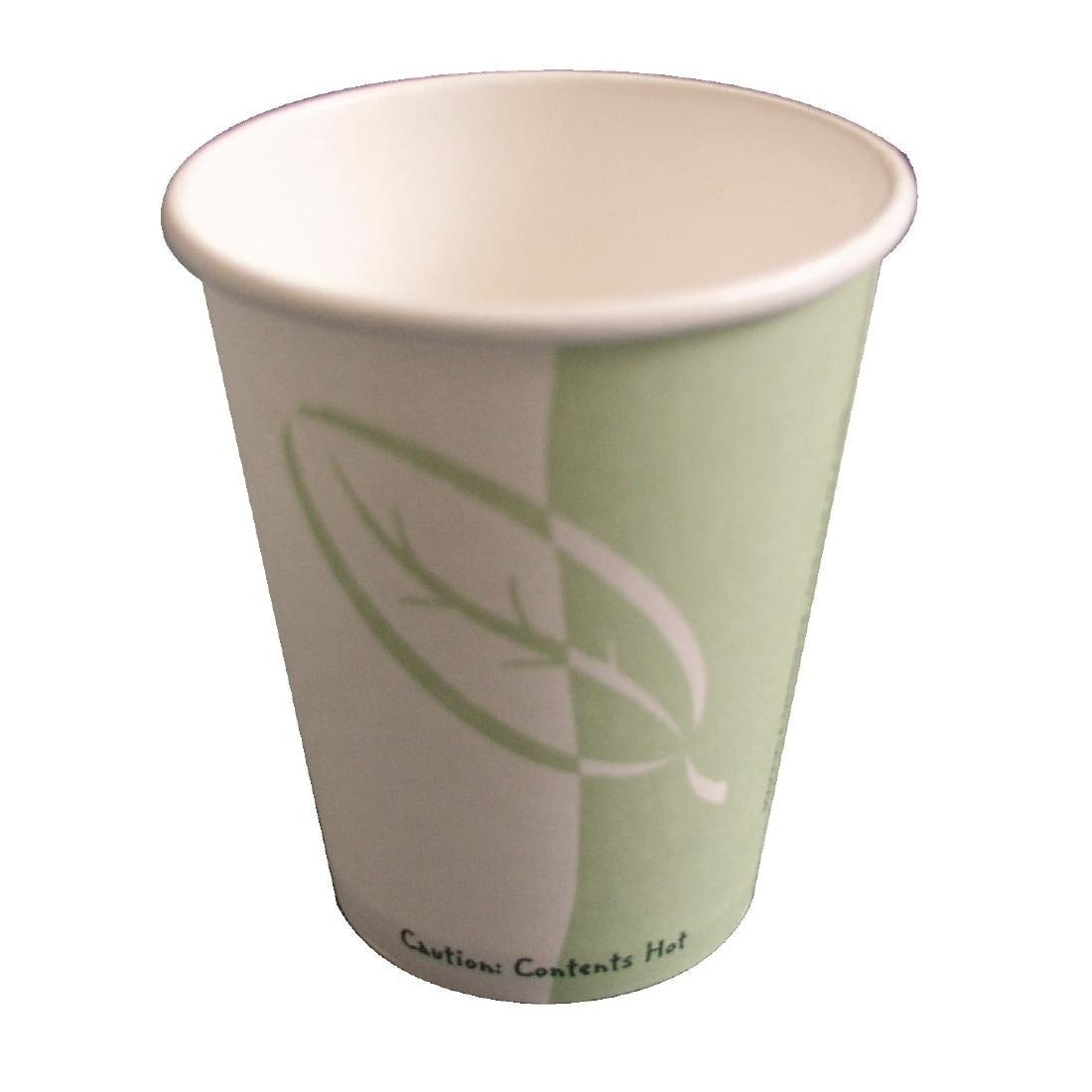 Biodegradable Hot Cup - 8oz (Pack 50)-0