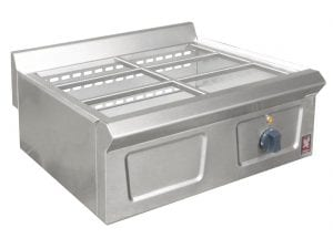 Falcon Pro-Lite Gastronorm Bain Maris Wet - 600mm w/o containers LD43 (Direct)-0