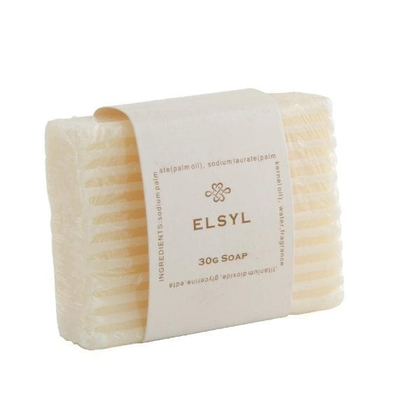Elsyl Soap in Cellophane - 30g (Box 50)-0