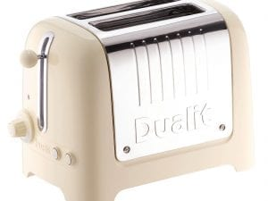 Dualit Lite Toaster 2 Slice Cream (B2B) (No Commercial Warranty)-0