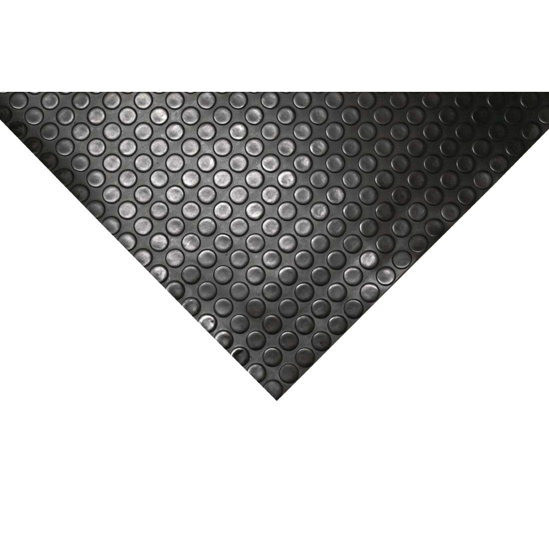 Circular Pattern Rubber Matting (Roll) - 1.2x10m (Direct)-0