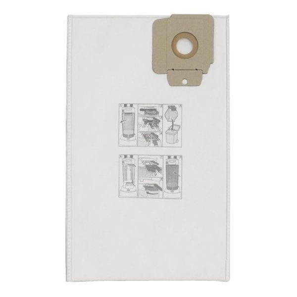 Karcher Bags for CV36/2 - Pack 10