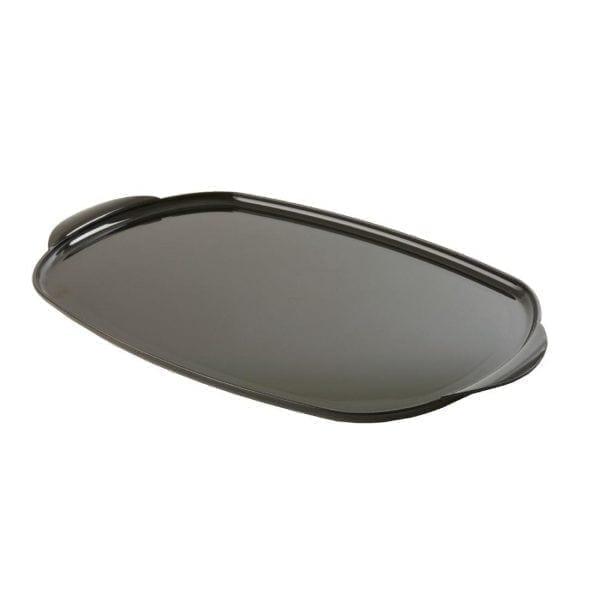 Large Oval Tray Black-0