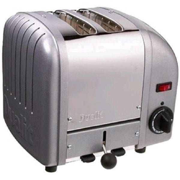 Dualit 2 Slice Vario Toaster Metallic Silver-0