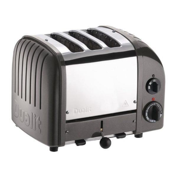 Dualit 2+1 Combi Vario Toaster Metallic Charcoal-0