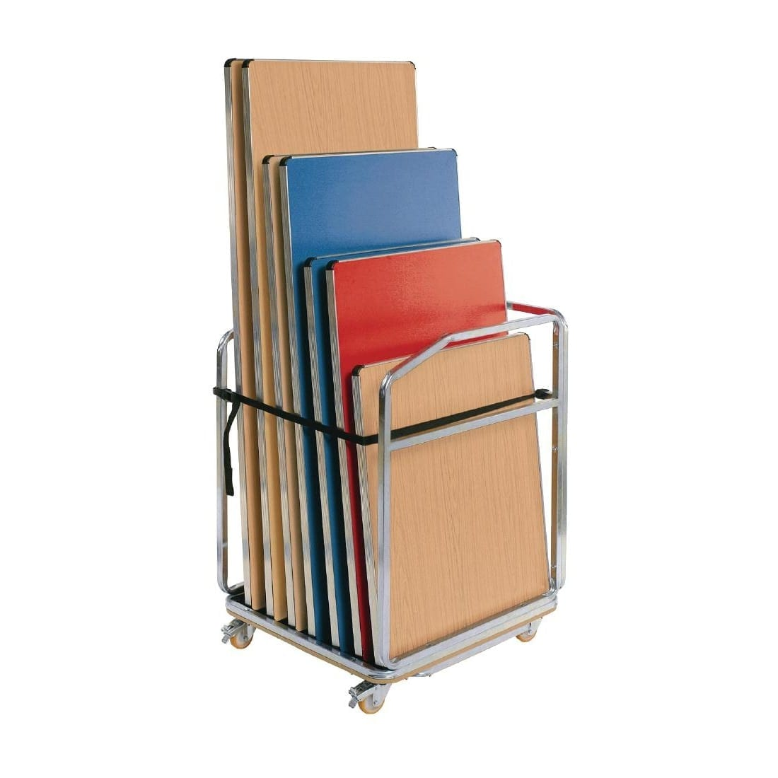 Small Trolley (Capacity 7 Tables) (Direct)-0