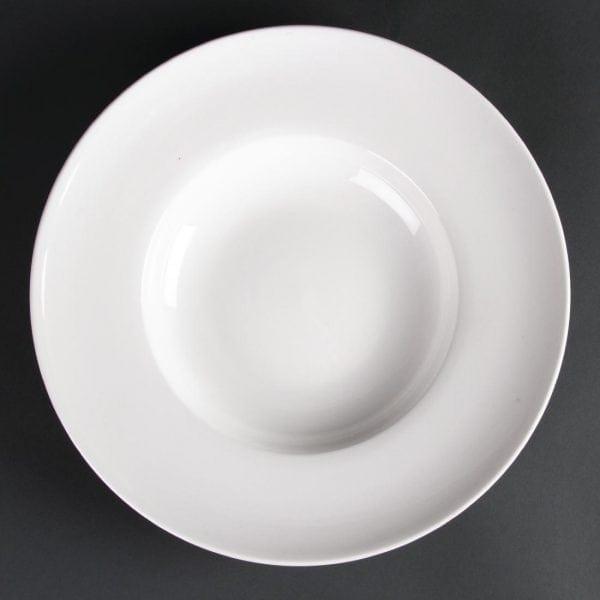 Lumina Fine China Pasta/Soup Bowl Large - 310mm 12 1/4'' (Box 2)-0