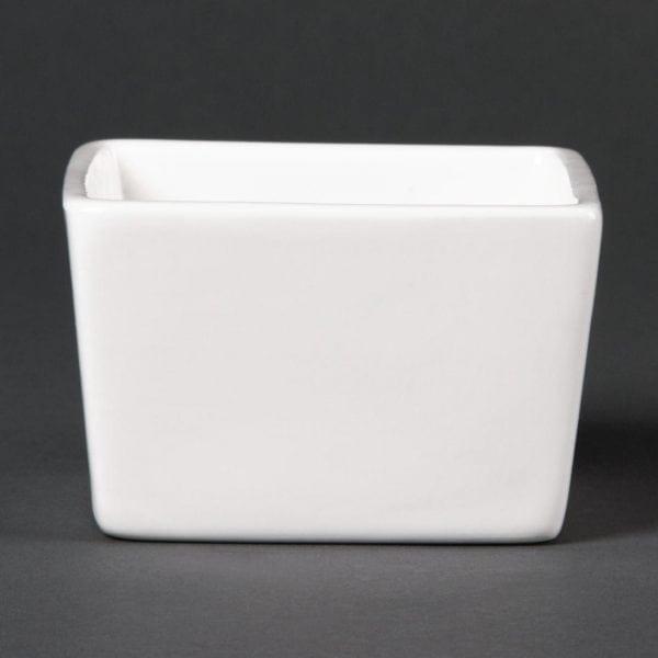 Lumina Fine China Medium Dipping Dish - 140ml 50mmH (Box 6)-0