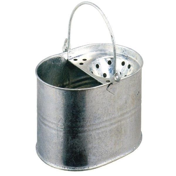 Galvanised Mop Bucket - 15Ltr