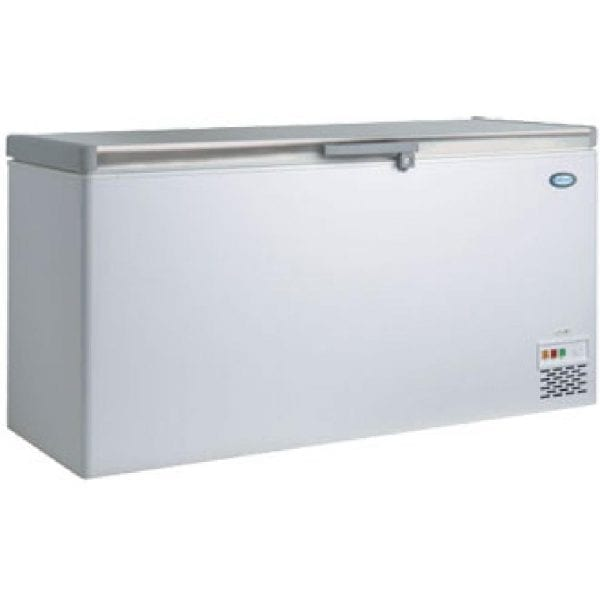 Foster Chest Freezer with St/St Lid - 331Ltr (Direct)-0
