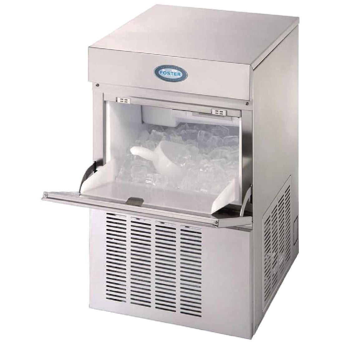Foster Ice Machine - 20kg output/24hrs (Direct)-0