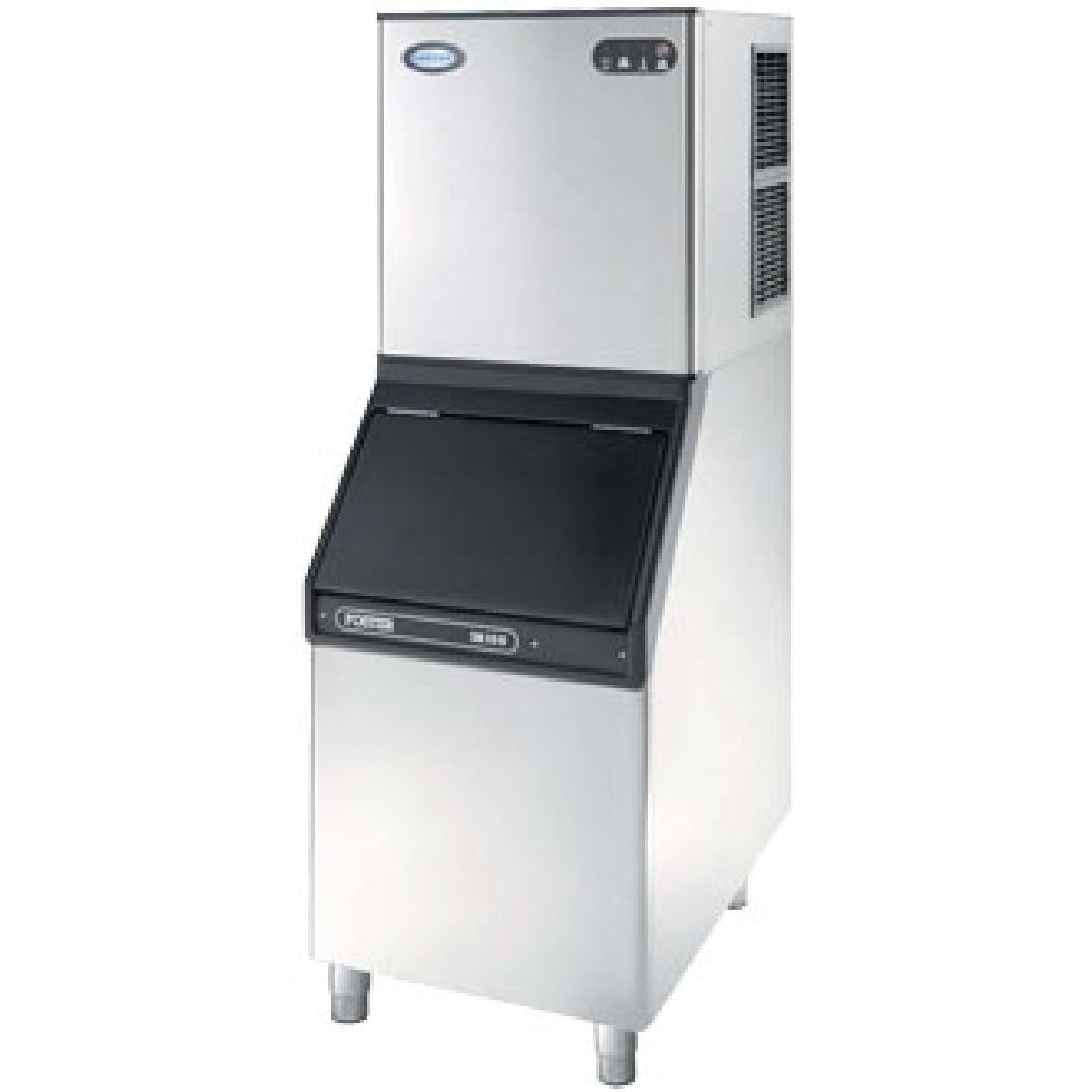 Foster Ice Machine with 100kg Bin - 130kg output / 24hrs (Direct)-0