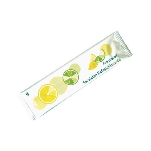 Freshening Hand Towel Large - Lemon Scented (Pack 100)-0