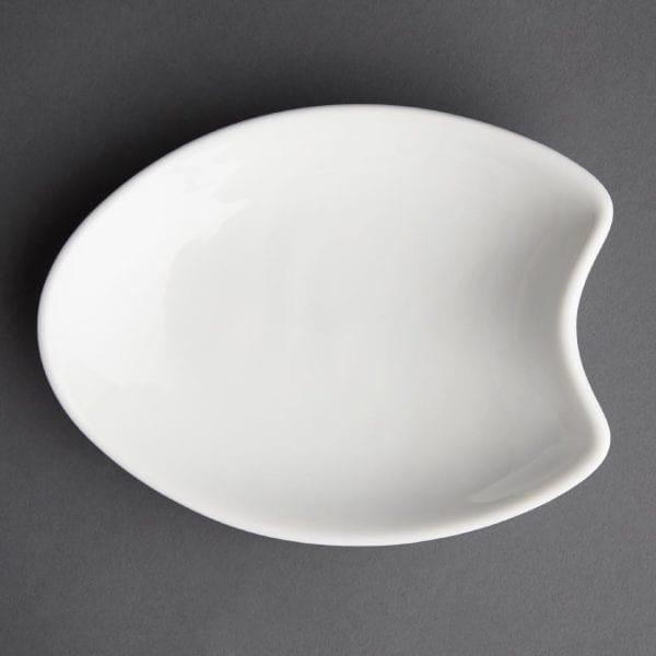 Art de Cuisine Menu Plate - 16x13x4.5cm (Box 6)-0