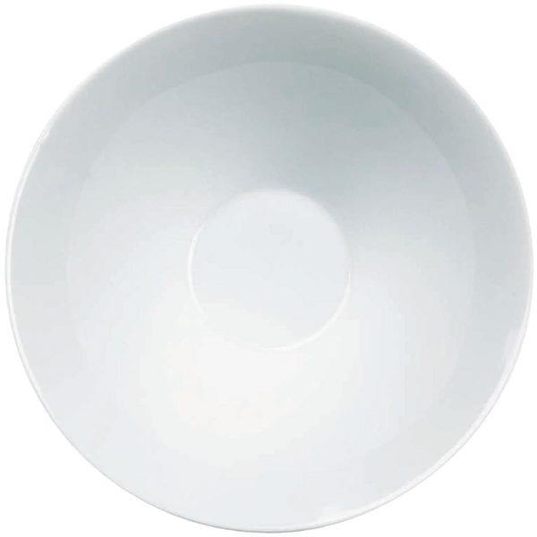 "Art de Cuisine Menu Small Flared Bowl White155mm 6 1/8""426ml 15oz(Box 6)(Direct)-0"