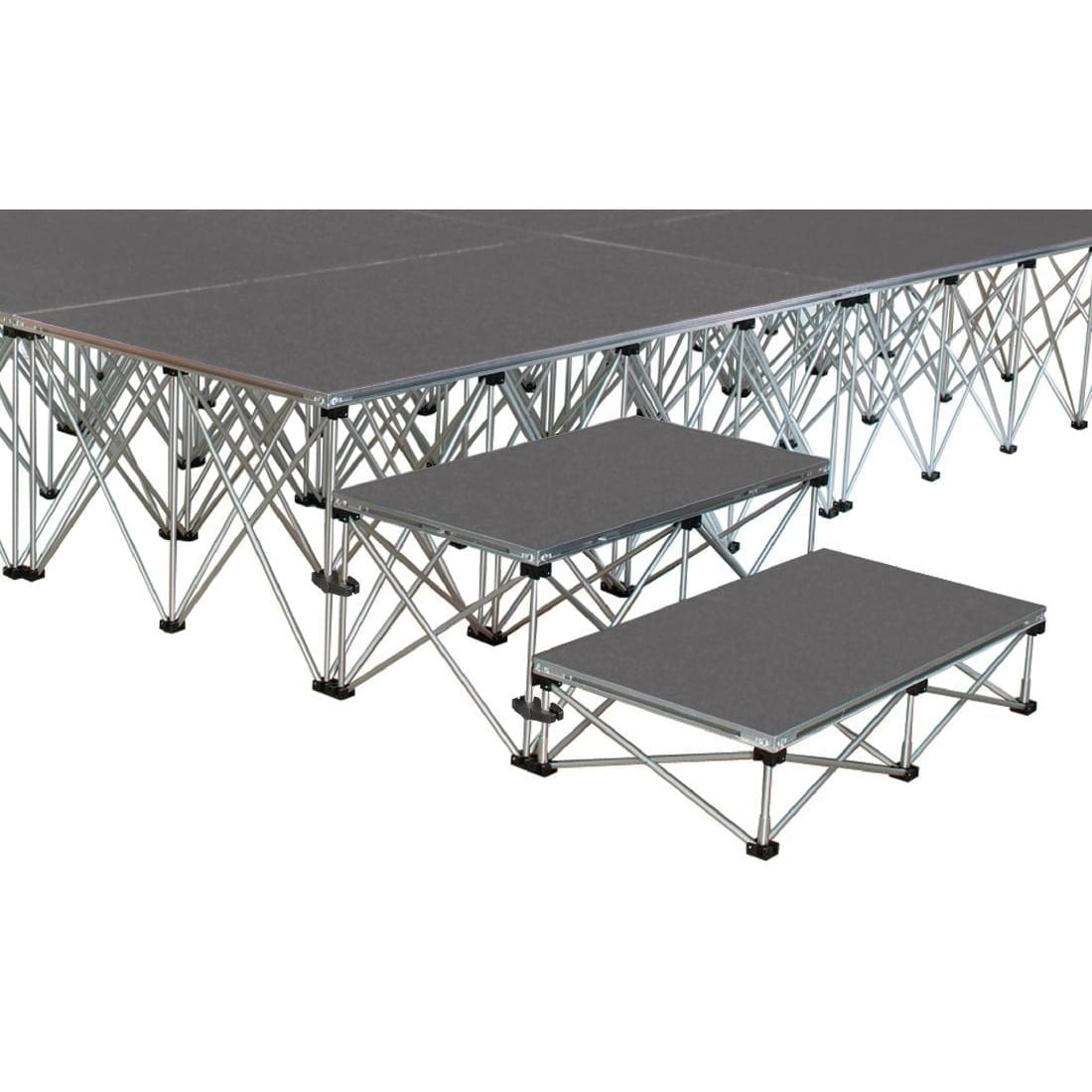 Ultralight Staging with Grey Flooring Package C (Direct)-0