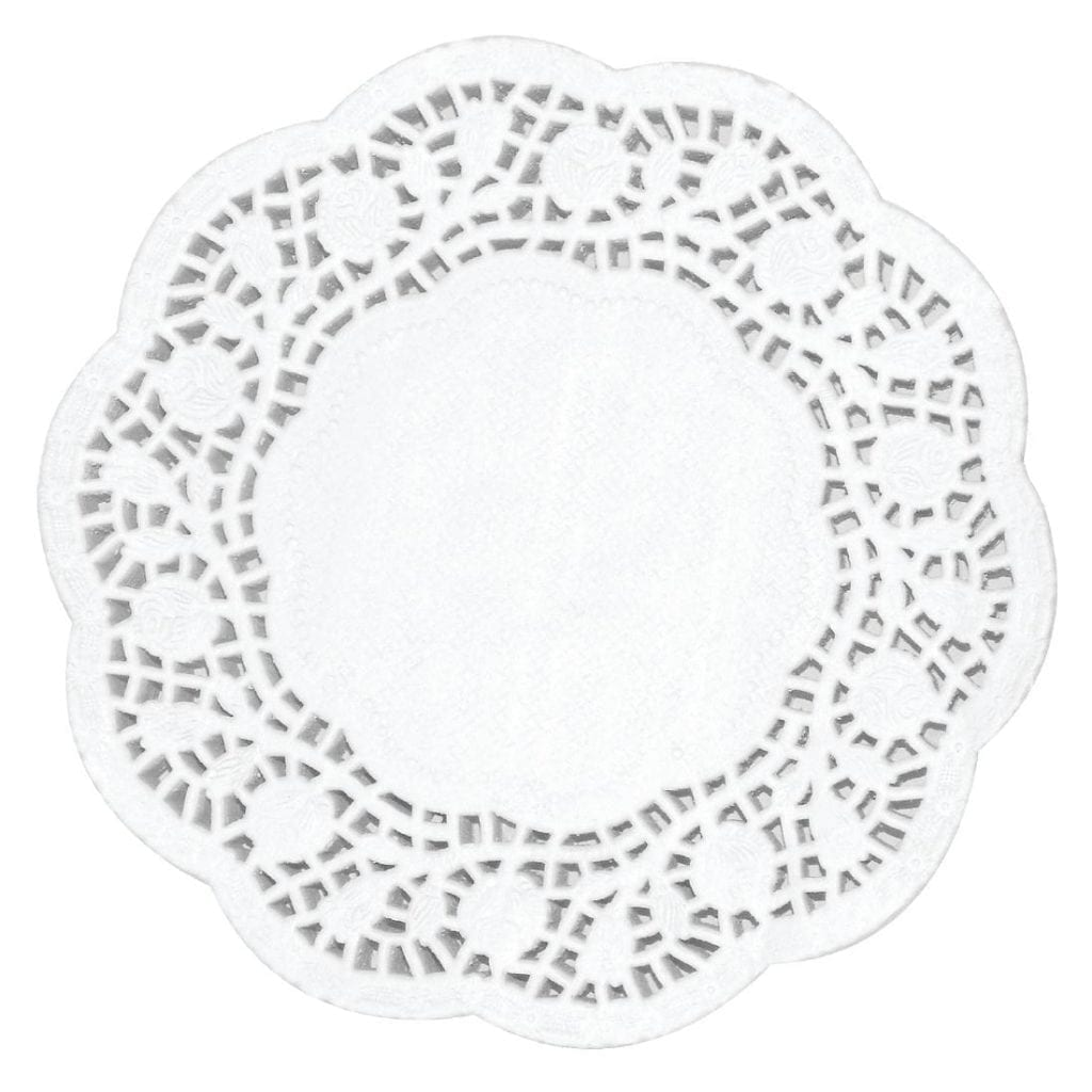 Pastry Doilies
