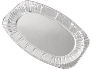 "Disposable Party Tray - 17"" (Pack 10)-0"