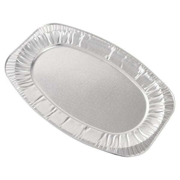 """Disposable Party Tray - 22"""" (Pack 10)-0"""