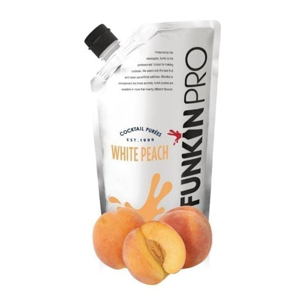 Funkin Puree White Peach - 1Kg