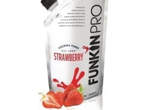 Funkin Puree Strawberry - 1Kg