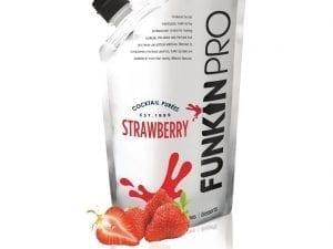 Funkin Puree Strawberry - 1Kg