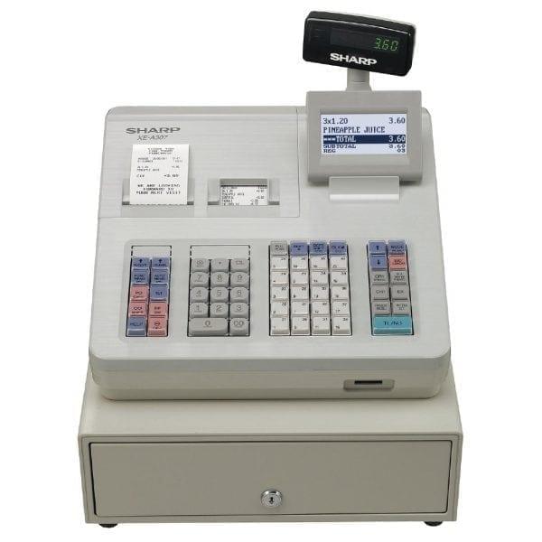 Sharp XE-A307 Cash Register (Direct)-0