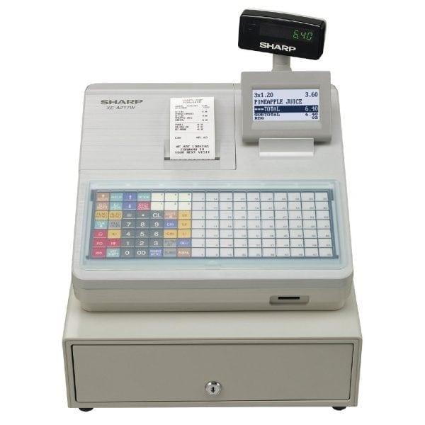 Sharp XE-A217 Cash Register (Direct)-0