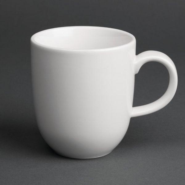 Royal Porcelain Maxadura Advantage Mug White - 280ml 10oz (Box 12)-0