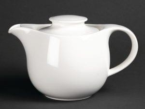 Royal Porcelain Maxadura Advantage Teapot White - 26.5oz 750ml-0