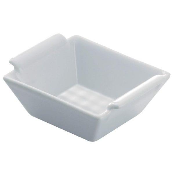 Revol Bombay Miniature Square Dish - 25x60x60mm (Box 6) (B2B)-0