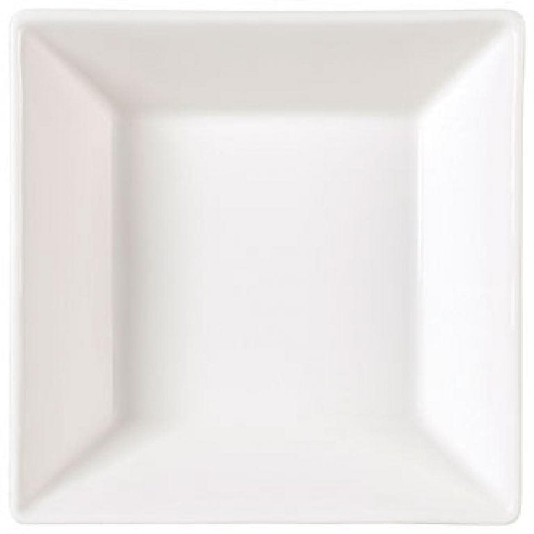 Wedgwood Vogue Square Bowl - 15cl (Box 4) (Direct)-0