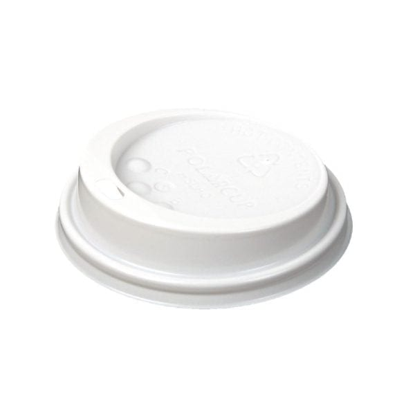 Enjoy Hot Cup Lid to fit 8/9oz White (Box 1000)-0