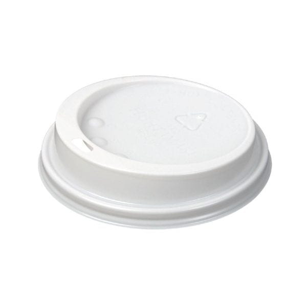 Enjoy Hot Cup Lid to fit 12/16oz White (Box 1000)-0