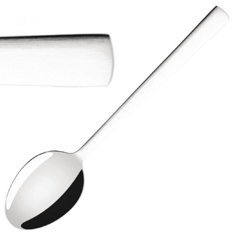 Olympia Airnox Dessert Spoon 18/0 St/St (Box 12)-0